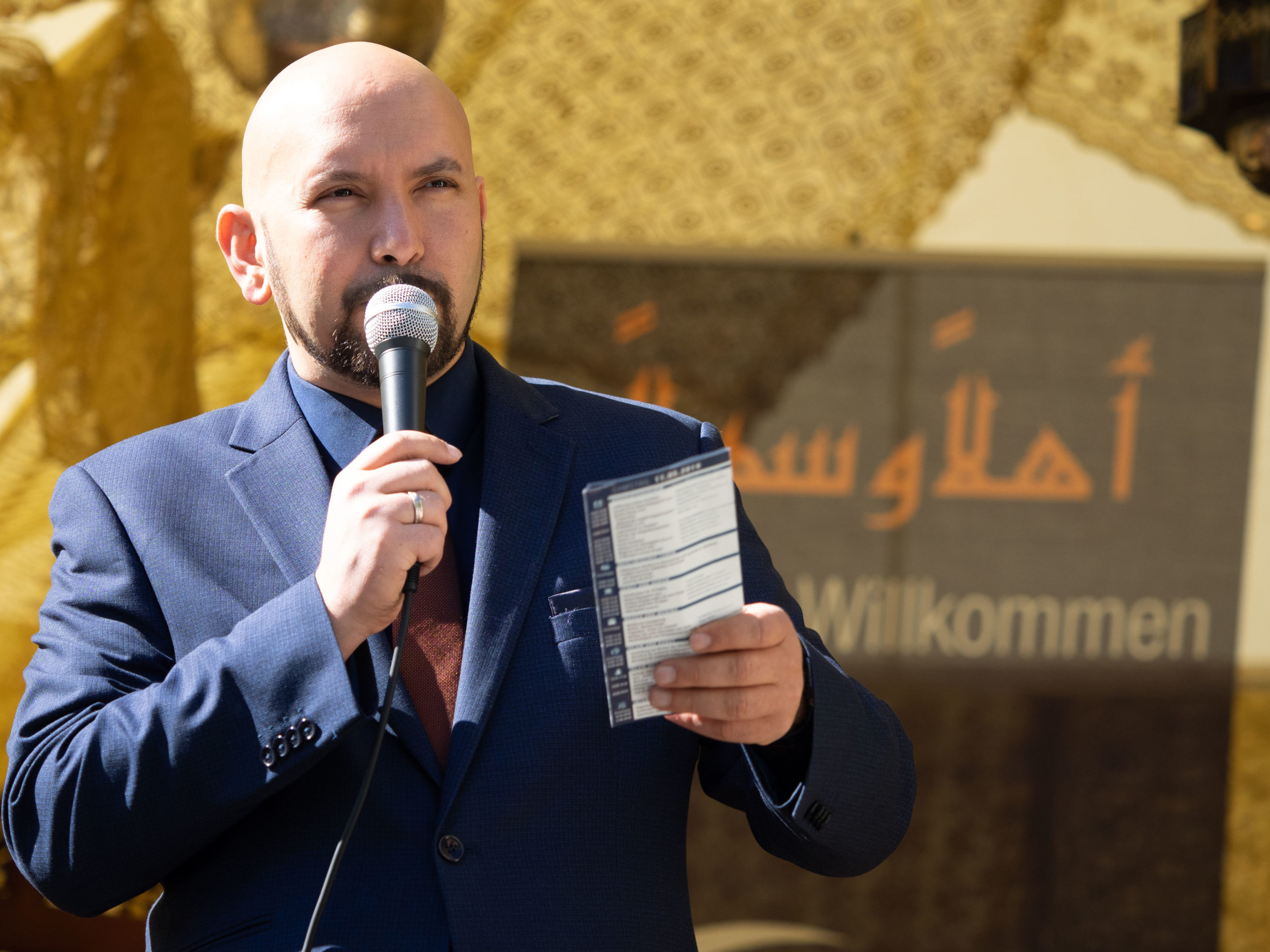 Hamburger Ramadan Pavillon 2019