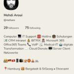 ClubHouse Mehdi Aroui